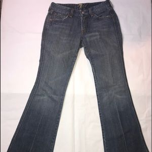 For All Mankind Jeans Size 27
